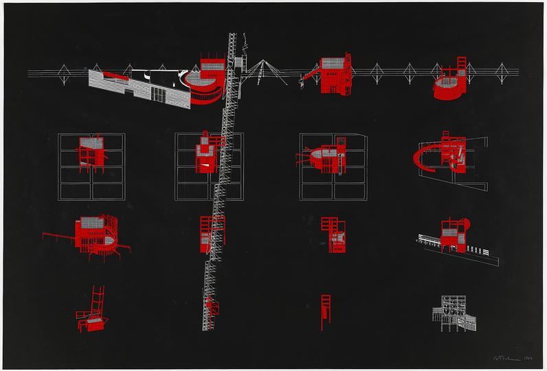 oma parc de la villette diagram lennox wiring diagrams paris