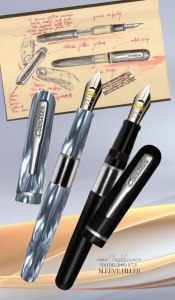 Conklin Sleeve Filler Fountain Pen