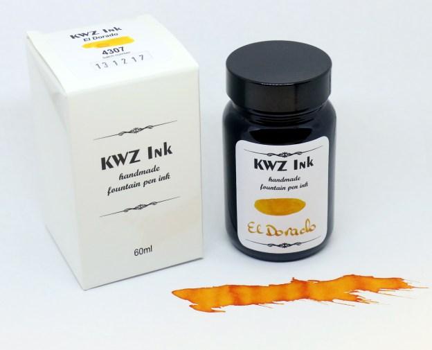 KWZ El Dorado Ink Bottle