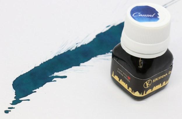 Krishna Casual Ink Bottle