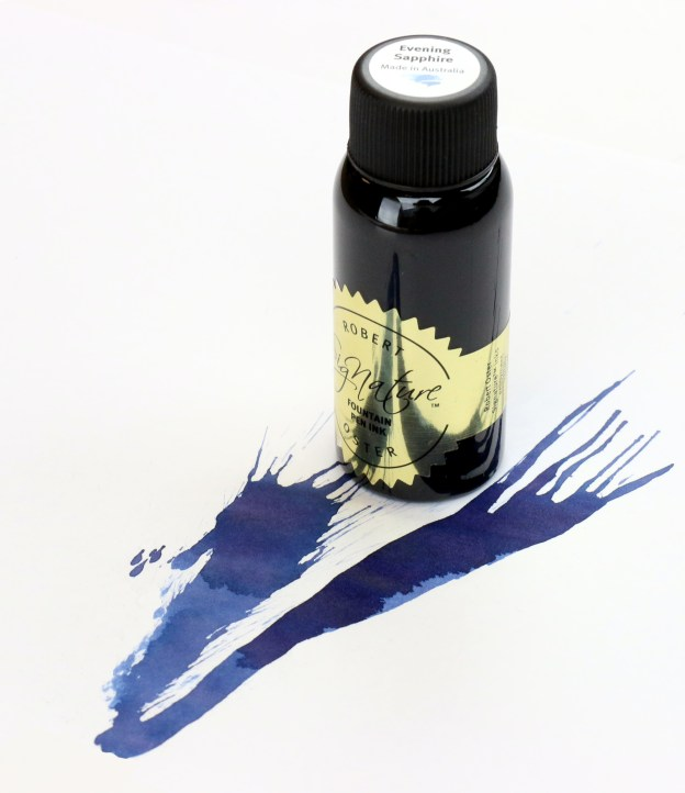 Robert Oster Evening Sapphire Ink Bottle