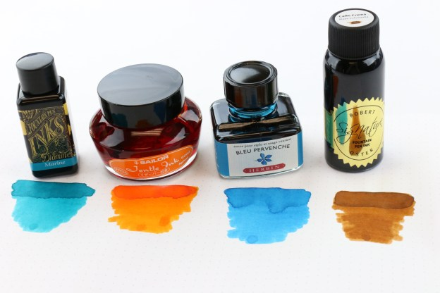 Top Shading Inks