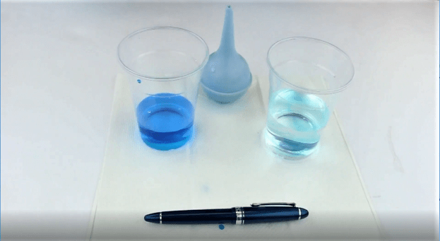 How to Clean a Cartridge Converter Fountain Pen