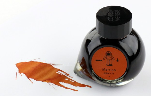 Colorverse Martian Ink Bottle