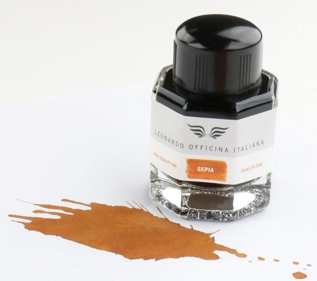 Leonardo Officina Italiana Sepia Ink