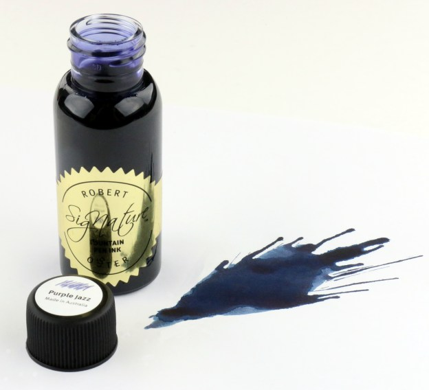 Robert Oster Purple Jazz Ink