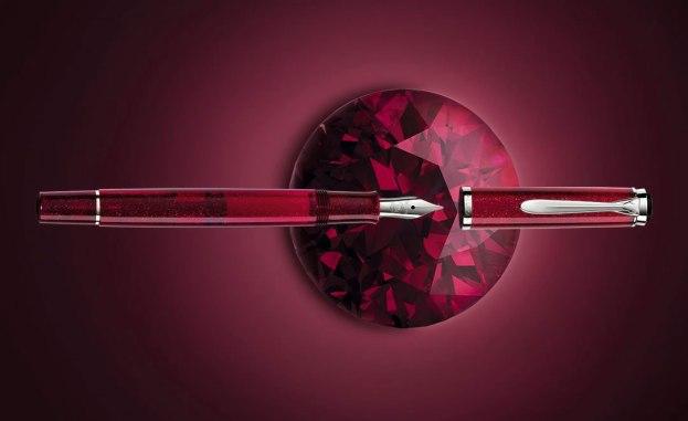 Pelikan Star Ruby Fountain Pen