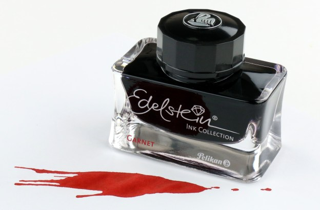 Pelikan Edelstein Garnet Ink Bottle