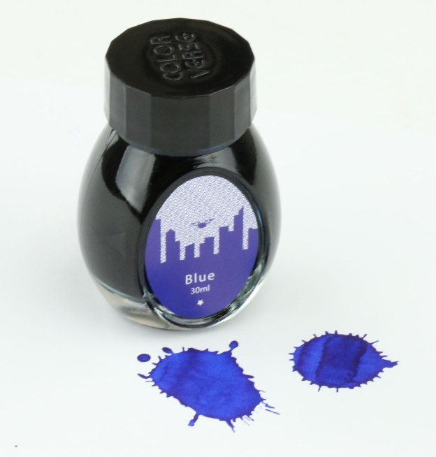 Colorverse Office Series Blue Ink