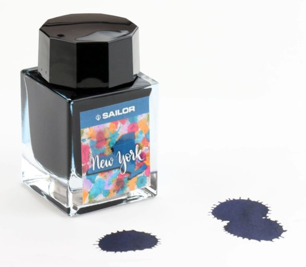 Sailor USA 50 New York Ink Bottle