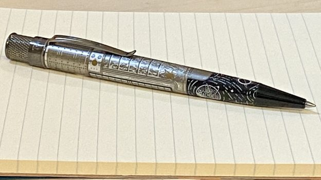 Retro 51 Hubble Rollerball Pen