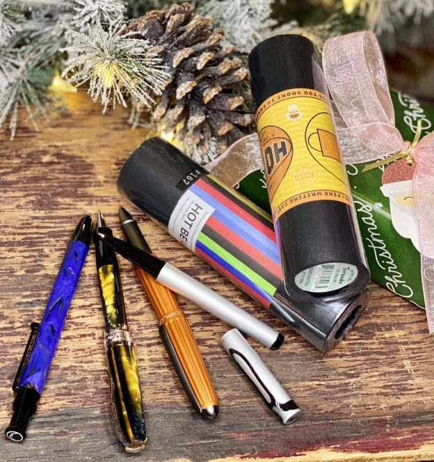 top 5 performing rollerball pens 2020 holiday pen gift guide