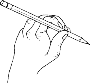 Introduction to Pencil Gymnastics Writing Exercises