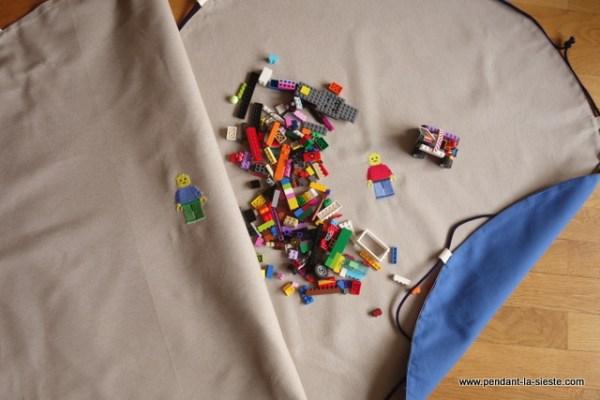 sac lego