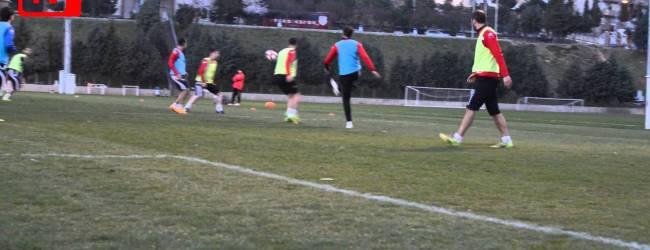 Pendikspor, Kartalspor maçına hazırlanıyor. 06.03.2015