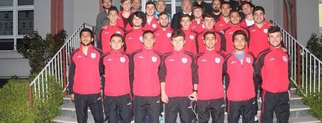 Pendikspor U-19 Takımı Türkiye Finallerinde