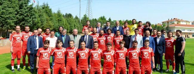 Başbakan Yardımcısı Pendikspor'a Başarılar Diledi.