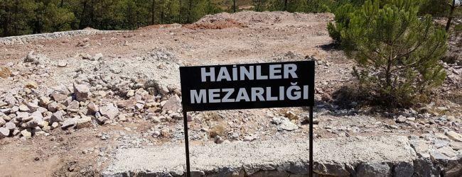 Pendik'te Yapıldığı İddia Edilen Vatan Hainleri Mezarlığı Tuzla'da Çıktı