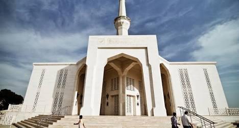 Dumankaya Camii'nin İsminde Değişiklik Talebi