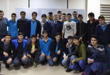 Gözleri Işıl Işıl Parlayan Gençler Sordu Belediye Başkanı Dr. Kenan Şahin Cevapladı