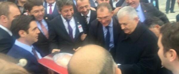 AK Parti Pendik İlçe Teşkilatı Ankara'da