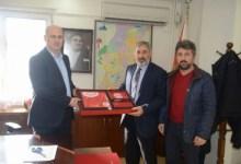 Pendikspor'dan Yeni Emniyet Müdürü'ne Hayırlı Olsun Ziyareti