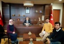 Pendik Kaymakamı Yılmaz Şimşek Çalışan Gazeteciler Günü'nü Kutladı