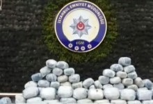 Pendik'te 1 Ton Uyuşturucu Ele Geçirildi
