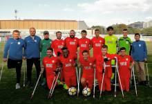 Pendik Ampute Futbol Takımı Türkiye Kupası'na Galibiyetle Başladı.