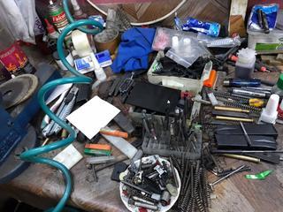 Pendik'te Silah İmalathanesine Baskın : Çok Sayıda Silah Ele Geçti