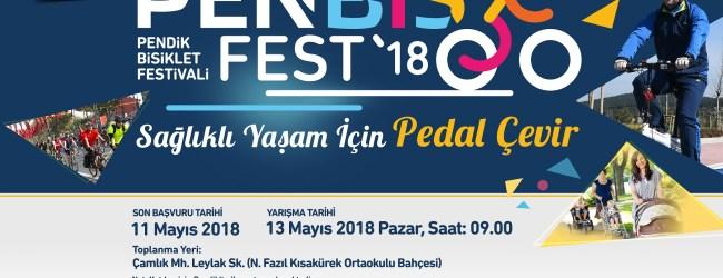 Pendik'te 13 Mayıs'ta Bisiklet Festivali