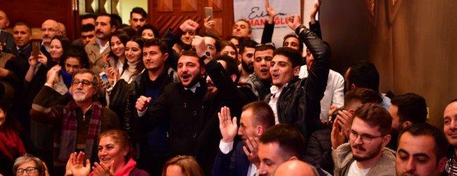 CHP'nin İBB Başkan Adayı Ekrem İmamoğlu Pendik'teydi