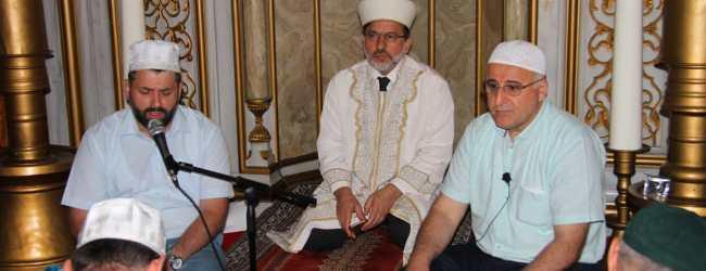 Gaziler Günü'nde Pendik Çarşı Camii'nde Mevlüt Okundu