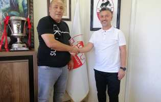 Pendikspor'un Eski Hocası Sinan Yücer Kahramanmaraş Spor ile Anlaştı