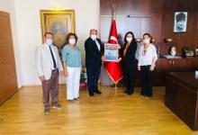 Vatan Partisi Pendik'ten Kaymakam Dr. Hülya Kaya'ya Hayırlı Olsun Ziyareti
