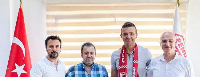 Pendikspor'un Yeni Sportif Direktörü | Fevzi Layiç