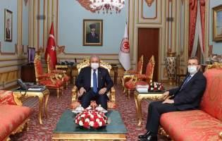 Pendik İçin Ankara'ya Gitti Başkan Ahmet Cin