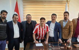Pendikli Atakan Müjde Yeni Malatyaspor'da