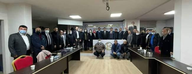 MHP Pendik İlçe Başkanı İstifa Etti | Yeni Başkan Yalçın Çolak