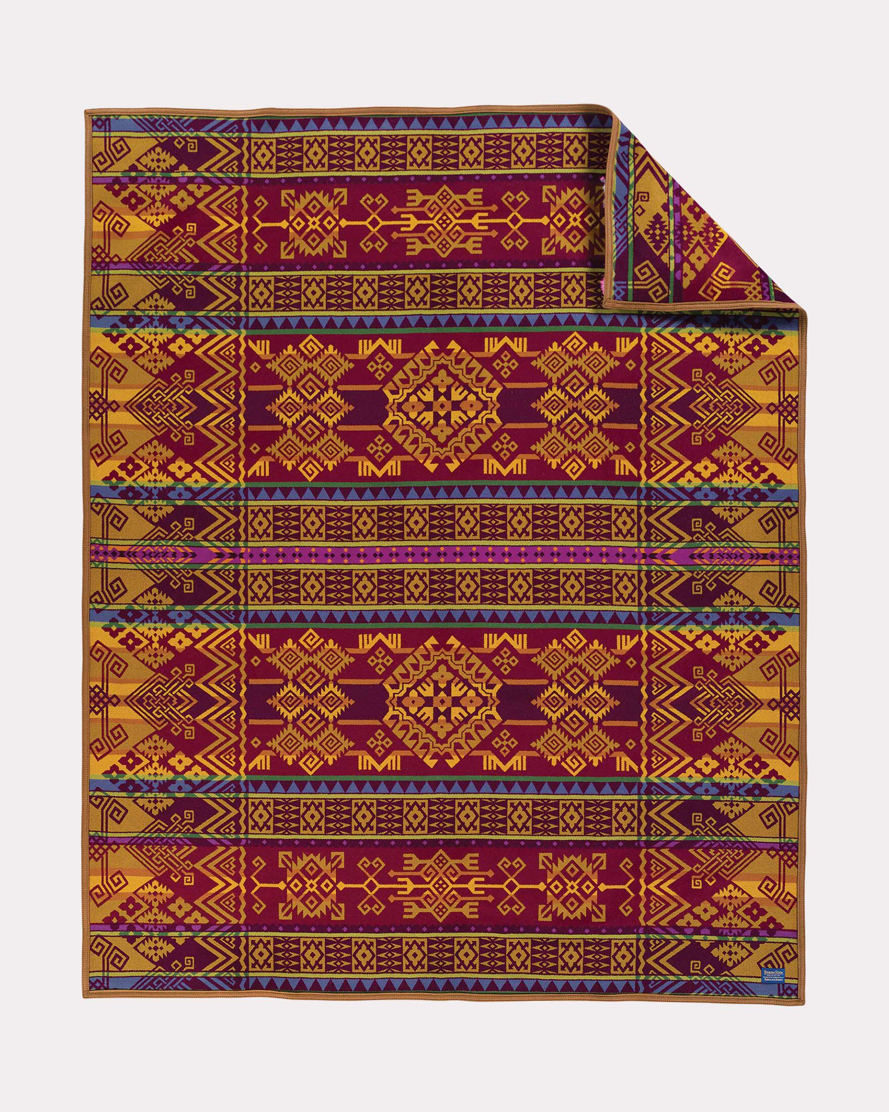 Bedding Mexico Inspired