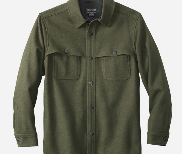 Thomas Kay Overshirt