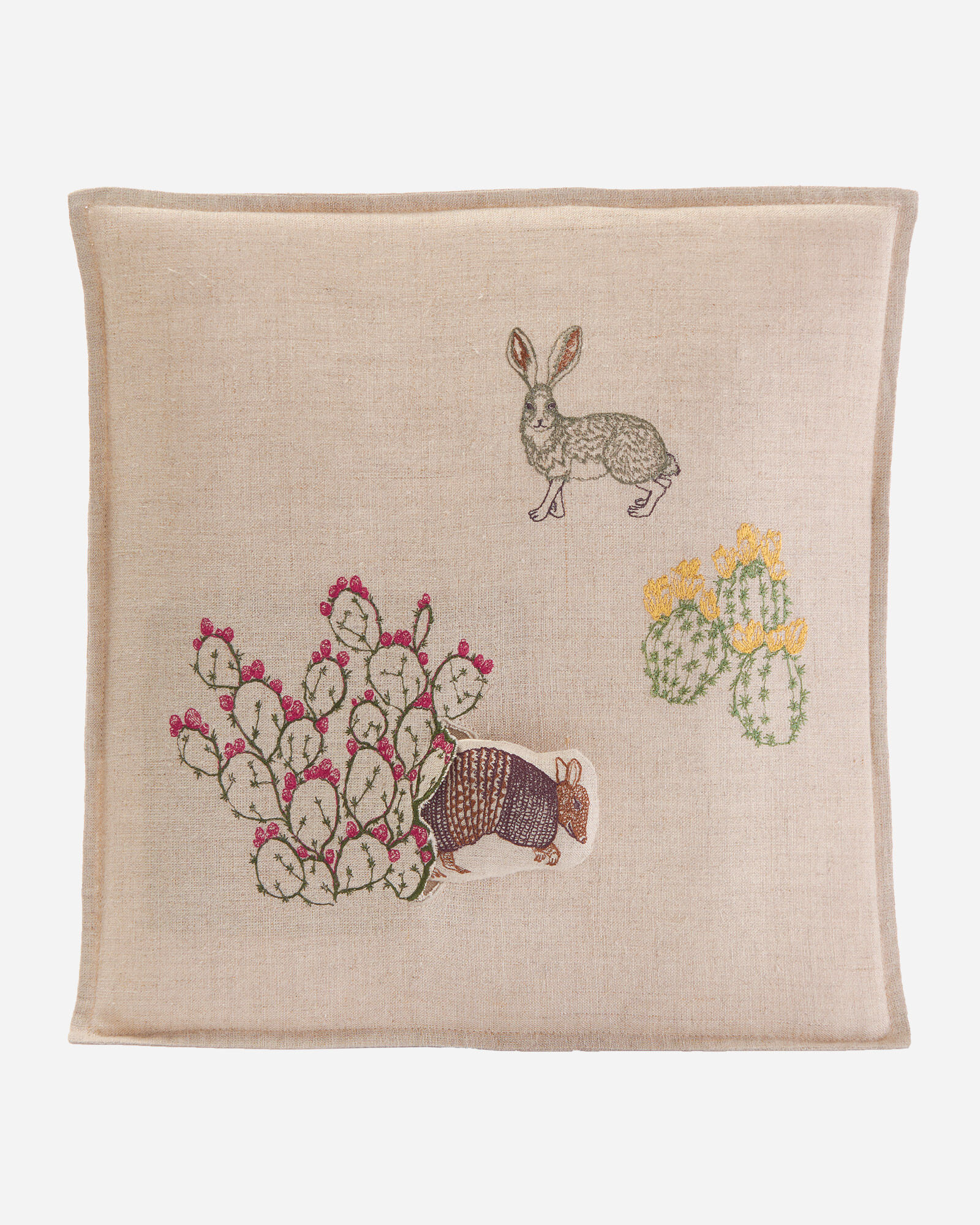 SAGUARO ARMADILLO POCKET PILLOW  Pendleton