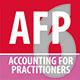 AFP trial balance, working paper software logo