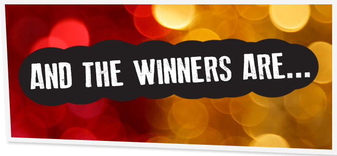 announcing our contest winners banner