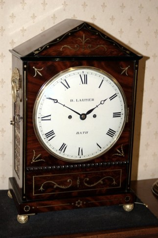 Lautier Bracket Clock