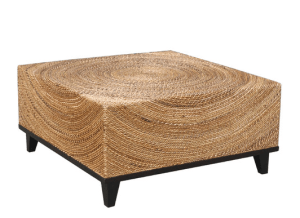 jeffin cypress rattan coffee table