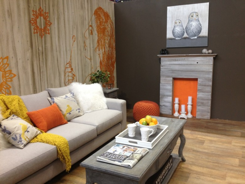 Citrus Retreat - Urban Barn's Next Top Designer Winnin Designer