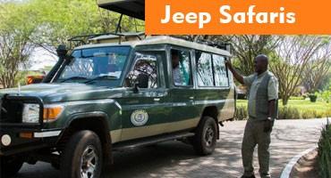 Penfam Tour and Safaris 4x4 Landcruiser (Jeep)