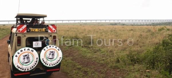 Nairobi National Park tour - SGR