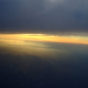 Slit Of Cloud